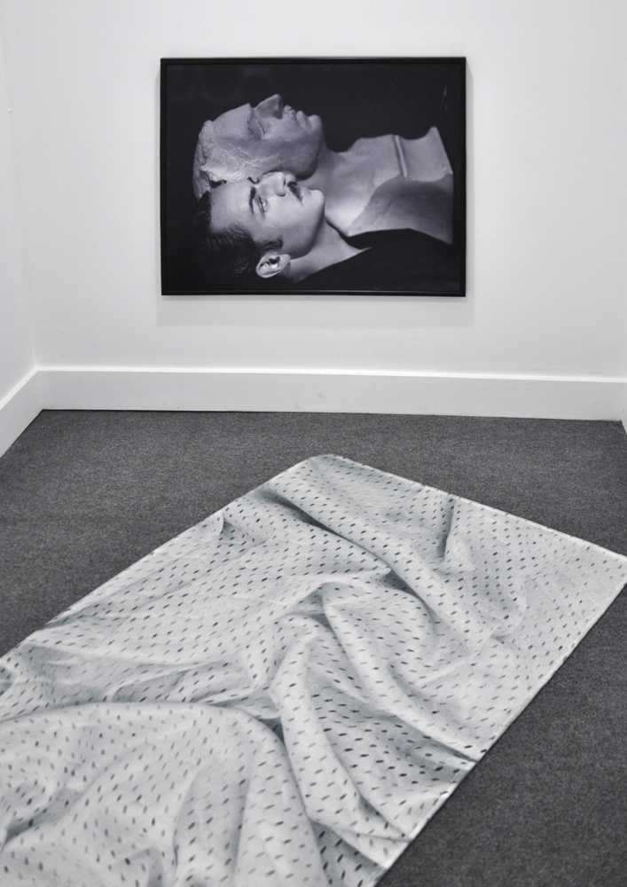 "Install shot from ""Family Resemblace"" @ Important Projects"